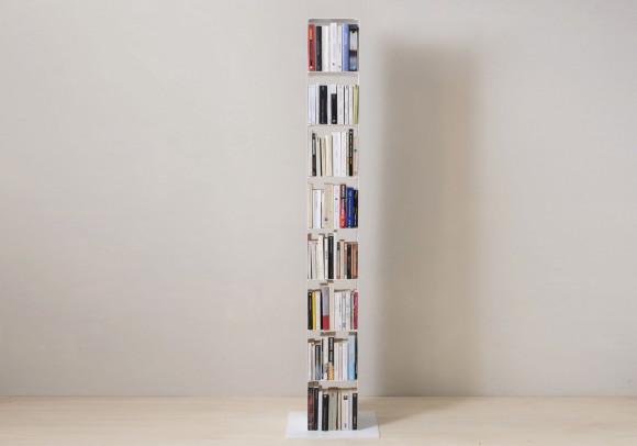Würfelregal – Stahlsäulenmöbel – 8 ablagen