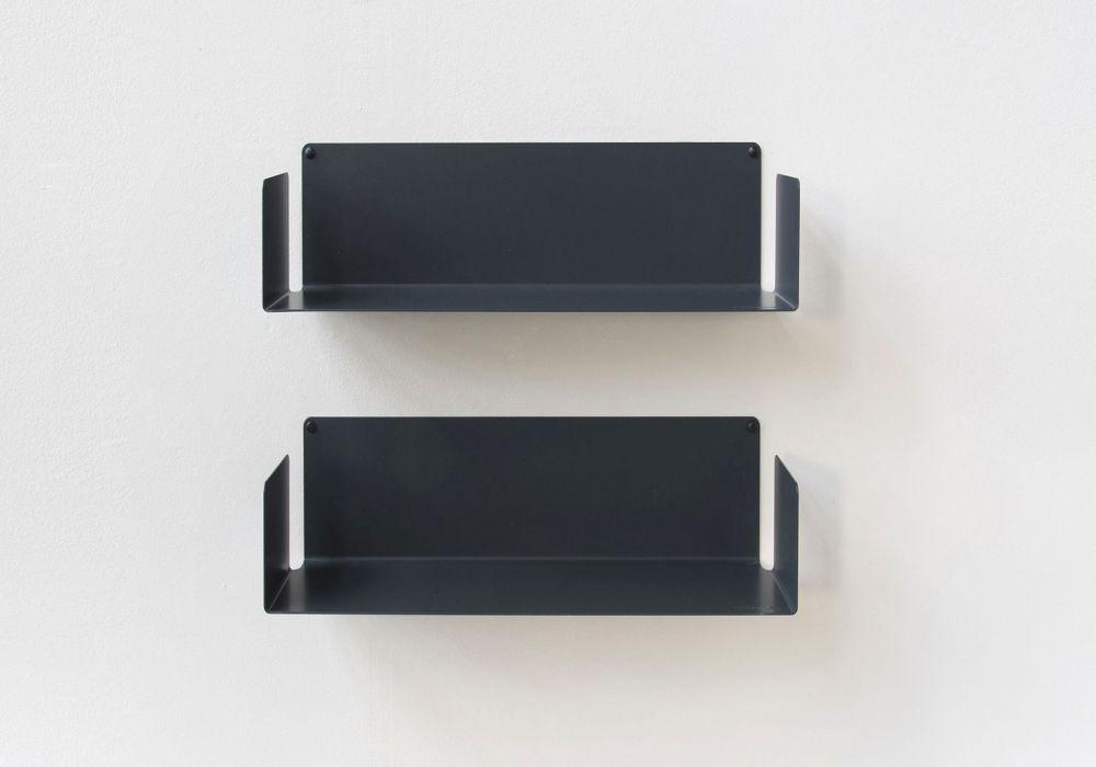 """Floating shelves """"US"""" - 45 cm - Set of 2"""