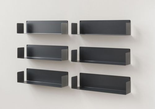 "Floating shelves ""U"" - Set of 6"