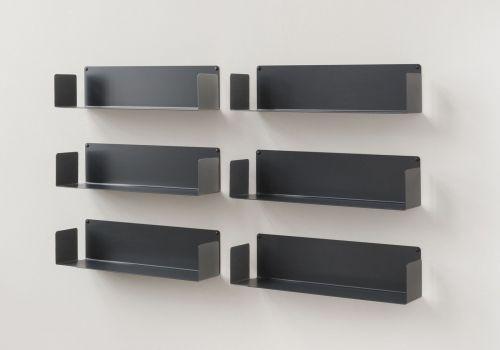 """Floating shelves """"U"""" - Set of 6"""