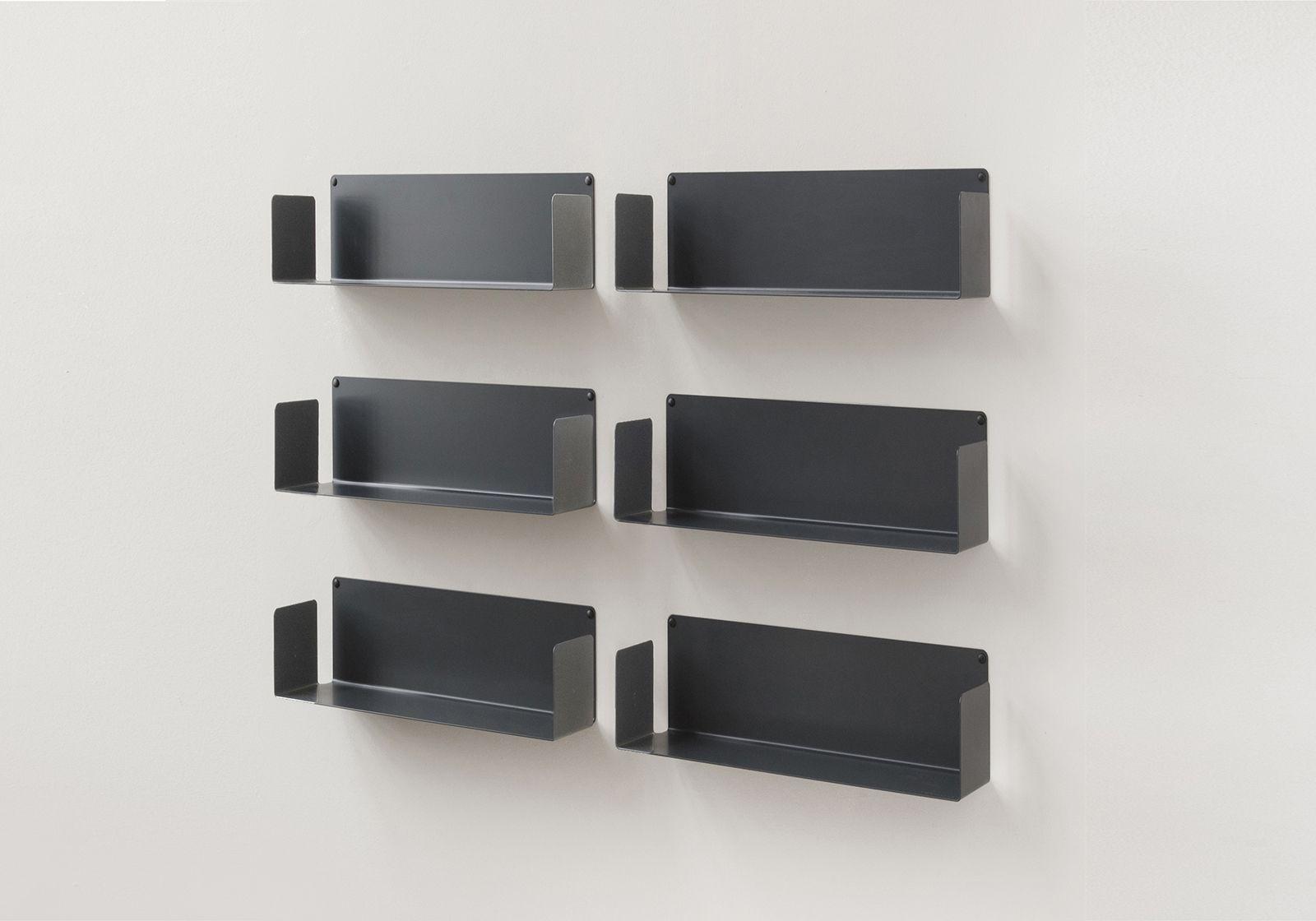 """Bookshelves """"US"""" - Set of 6"""