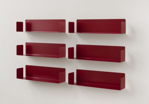 "Bookshelves ""U"" - Set of 6"