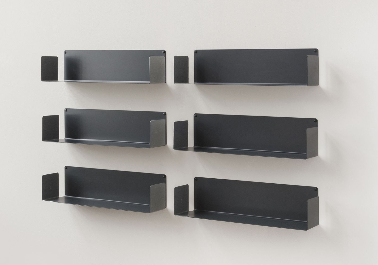 DVD shelves - Set of 6 UDVD