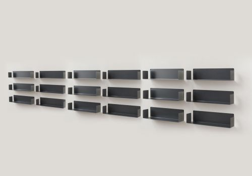 "Floating shelves Gray ""U"" -..."