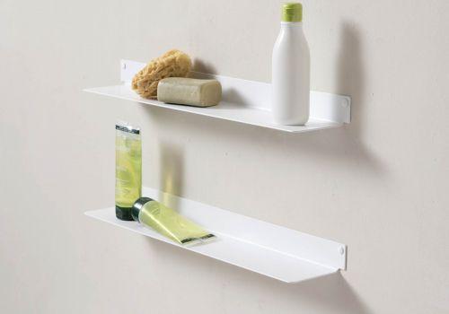 Bathroom shelves 60 x 10 cm...