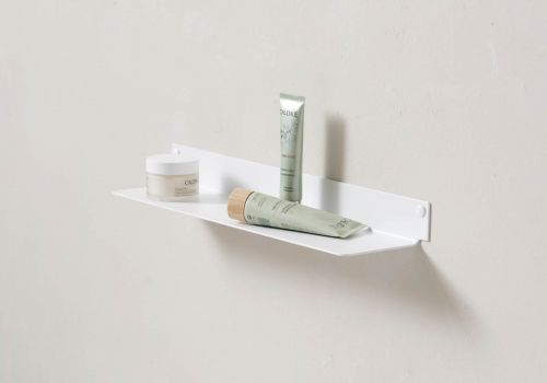 Bathroom shelves 17,7 x 3,9...