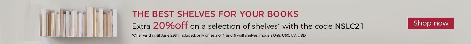 Discount Shelves